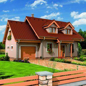 Dvoupatrový dům Hit 2 Plus s plotem