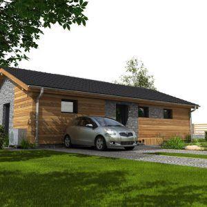 Pasivní dům GS Pasiv 12 s minimální spotřebou tepla