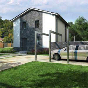 Doupatrový pasivní dům GS Pasiv 22