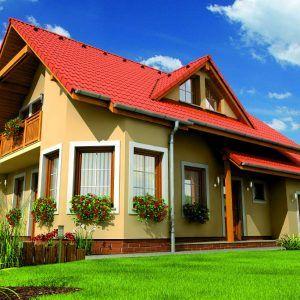 Rodinný dům Alfa 1 pro menší rodinu