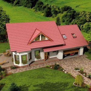 Rodinný dům Alfa 1 Plus na pozemku