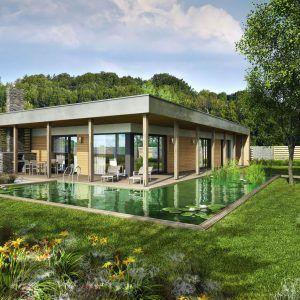 Pasivní dům Paradise